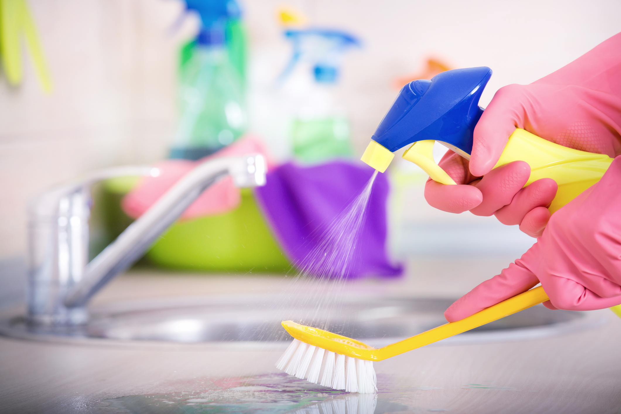 How to Keep Your Kitchen Clean and Maintained