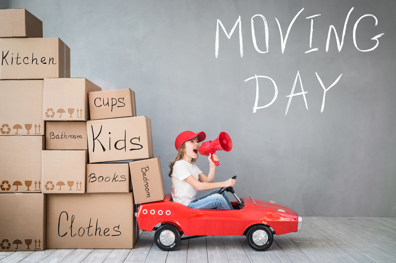 How to Celebrate Moving into Your Very First Home