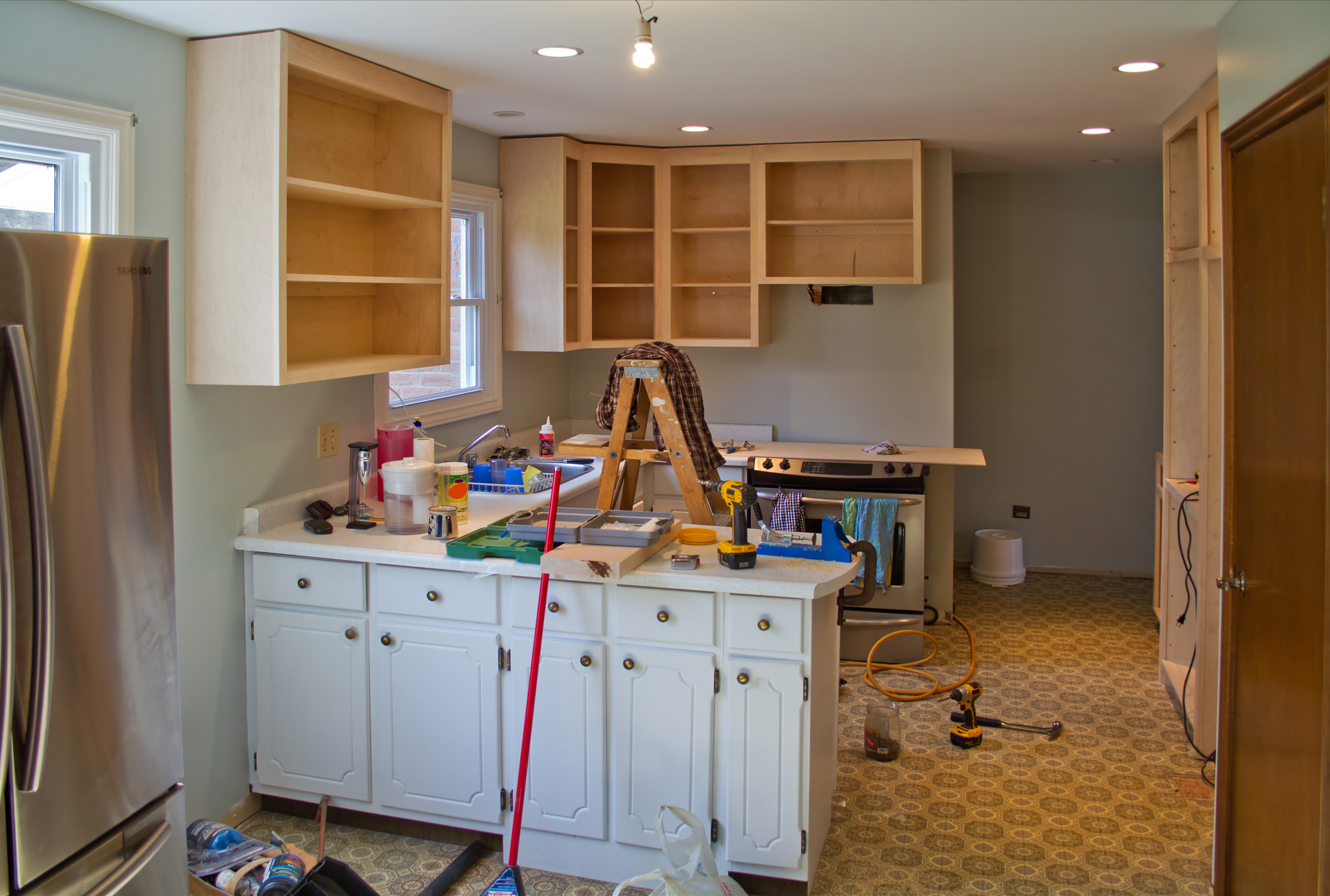 Why You Might Want to Change Your Kitchen After Moving In