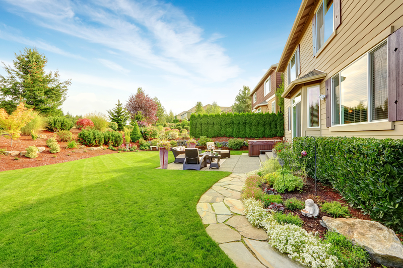 How to Give Your New Backyard a Unique Look